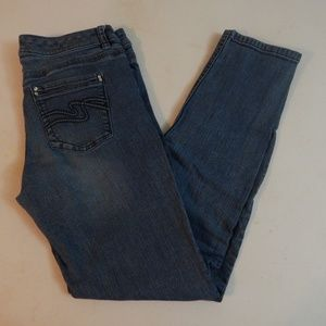 White House Black Market Size 4 Pre-owned Jeans